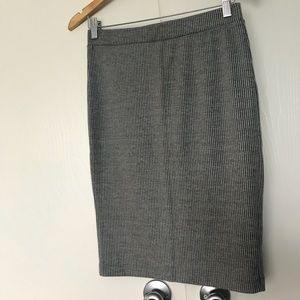 Urban Outfitters spandex skirt
